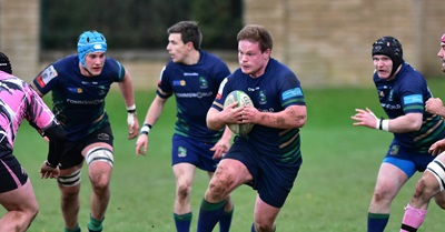 Boroughmuir Rugby 2nd XV