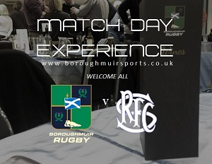 Match Day Experience