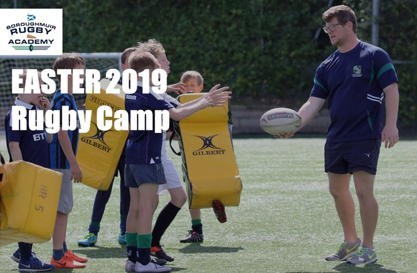 Youth Skills Camp - Easter 2019 (P4 to S1)