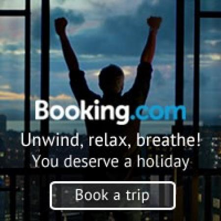 Booking.com - A great way to give