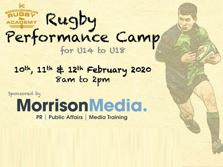 Academy Performance Camp - February 2020 (S2 to U18)
