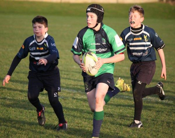oroughmuir Mini Rugby