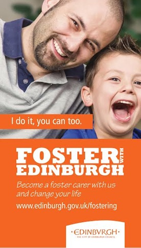 Foster and Adopt Support Boroughmuir Rugby Edinburgh