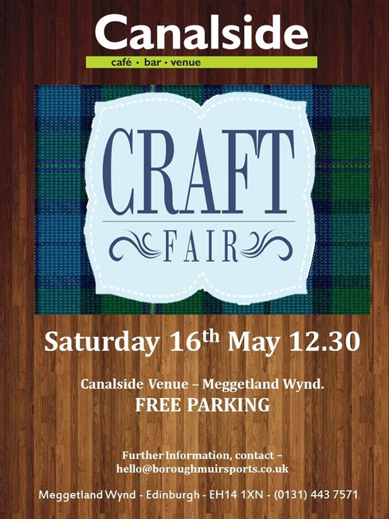 Craft Fair Edinburgh
