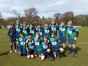 Boroughmuir P7 - Runner Up at Currie