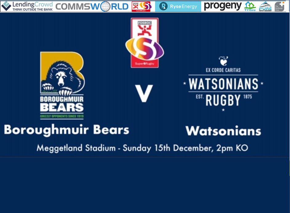 Bears Tickets discounted till 8th December