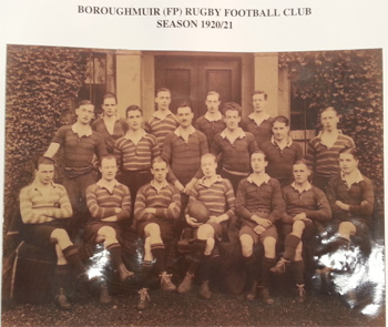 Boroughmuir 1920/21