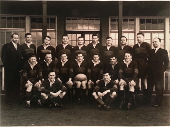 Boroughmuir 1960