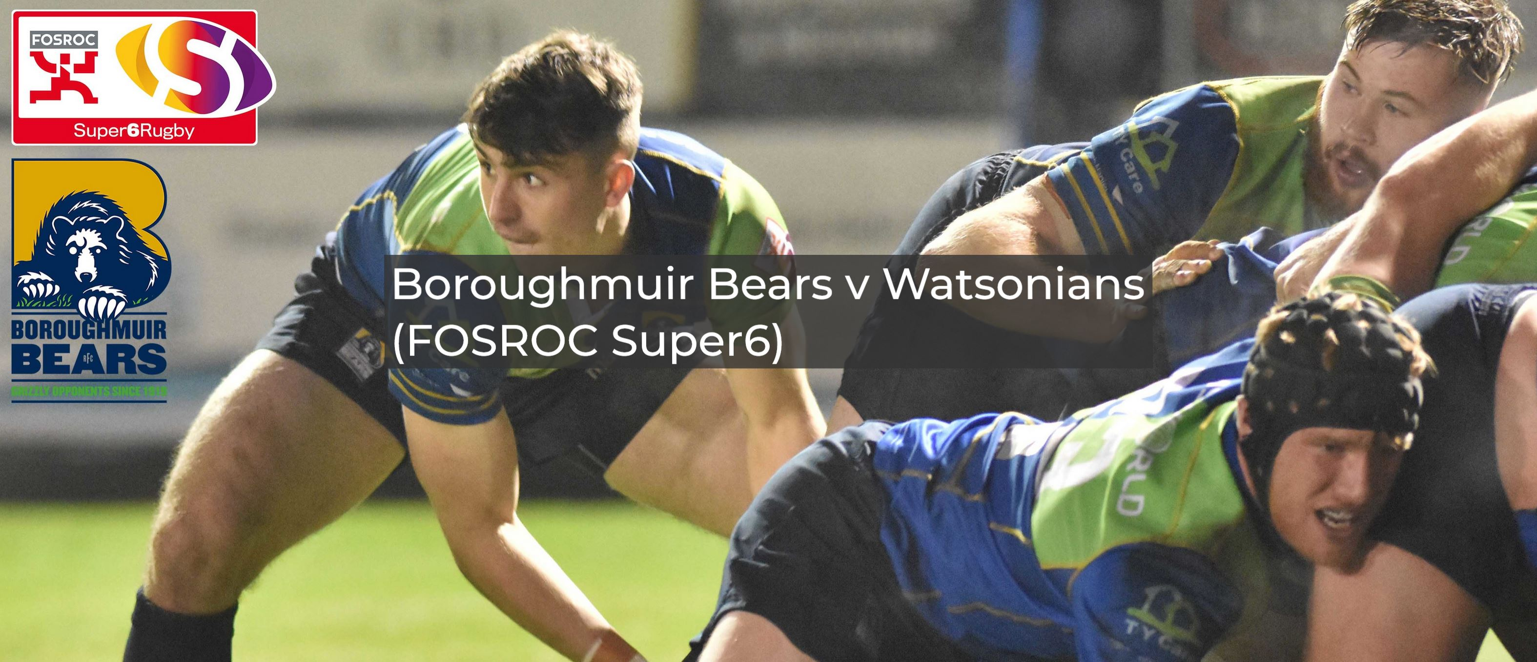 Link to Citizen tickets for Bears v Watsonians
